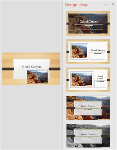 powerpoint design ideas in designer create amazing slides